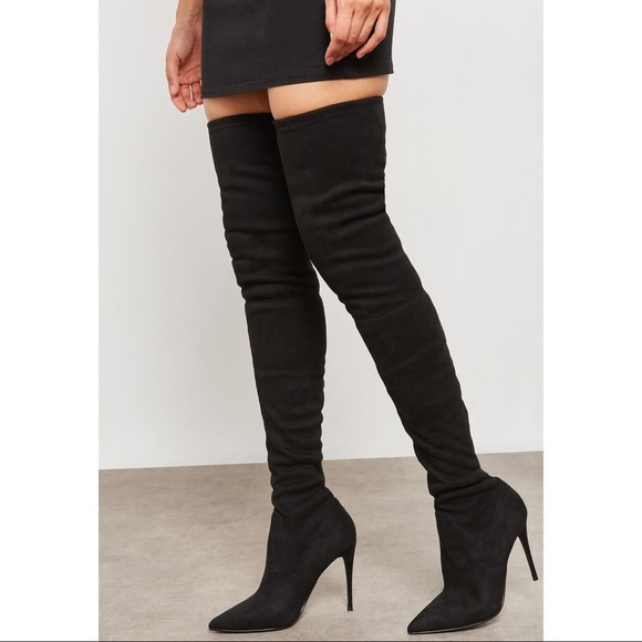67c5f592630 Steve MaddenDominique Thigh High Over Knee Boots 7